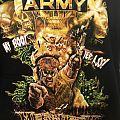 Megadeth - TShirt or Longsleeve - Megadeth - Cyber Army 2011 / My Boot... Yer Ass!