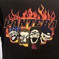 Pantera - Glow in the Dark Skulls