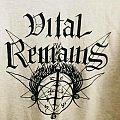 Vital Remains - TShirt or Longsleeve - Vital Remains - Old School Death Metal