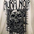 Aura Noir (Black/white Skull)