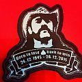 Lemmy - Patch - Lemmy Kilmister tribute patch