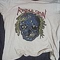 repulsion handpainted tshirt