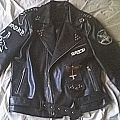 messiah of evil leather jacket