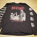 "Necrot ""Blood Offerings"" LS"