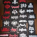 METAL PATCH Embroidered patch