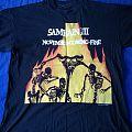 Samhain November Coming Fire t-shirt