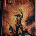 Manowar Kings Of Metal flag Other Collectable