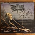 Xasthur cd signed by Scott Conner