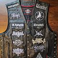 Inquisition - Battle Jacket - Vest I made several months ago