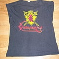 Queensryche 1983 sleeveless shirt