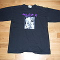"Death SS ""Evil Metal"" shirt"