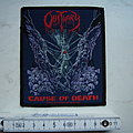 "Obituary ""Cause of Death"" Patch"