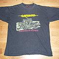 """Carcass """"Symphonies of Sickness"""" 1990 shirt"""
