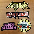 Anthrax - Patch - Some Patches