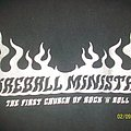 Fireball Ministry - TShirt or Longsleeve - Hellspeak