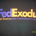 FED-EXODUS : Total Destruction Guarenteed Overnight