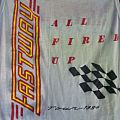 Fastway - TShirt or Longsleeve - All Fired Up