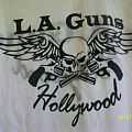 L.A. Guns - TShirt or Longsleeve - Cocked and Loaded