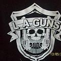 L.A. Guns - TShirt or Longsleeve - world tour