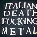 Hour Of Penance - TShirt or Longsleeve - italian death fucking metal