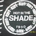 hot in the shade