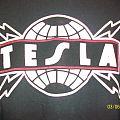 Tesla - TShirt or Longsleeve - lazy days, crazy nights