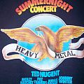 Ted Nugent - TShirt or Longsleeve - 3 rd  golden summernight concert 1980