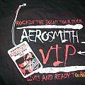 Aerosmith - TShirt or Longsleeve - V.I.P.