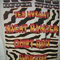 Ted Nugent - TShirt or Longsleeve - Rock Never Stops