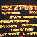 """Ozzfest """"2001"""""""