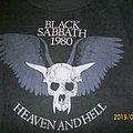Black Sabbath - TShirt or Longsleeve - Children of the Sea