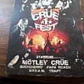 Cruefest 1 Tape / Vinyl / CD / Recording etc