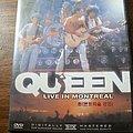 Queen - Tape / Vinyl / CD / Recording etc - Live from Montreal
