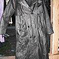 Saxon - Battle Jacket - Denim & Leather