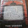 Metallica - Tape / Vinyl / CD / Recording etc - The Videos 1989- 2004