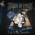 Cradle Of Filth Life Is My Sacrifice Longsleeve TShirt or Longsleeve