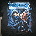 Warlock Triumph And Agony 1988 Tour Shirt