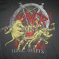 TShirt or Longsleeve - Slayer Hell Awaits Sweatshirt