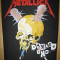 Patch - Backpatch Metallica Damage Inc.