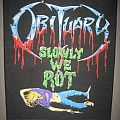 Backpatch Obituary Slowly We Rot