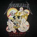 Metallica Shortest Straw Muscleshirt