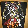Slayer Show No Mercy Backpatch