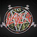 Slayer Reign In Blood European Tour Shirt 1987