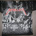TShirt or Longsleeve - Metallica Master Of Puppets Allover Shirt
