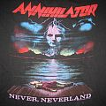 Annihilator Never Neverland Shirt