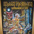 Patch - Backpatch Iron Maiden Somewhere in Time