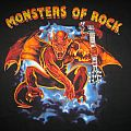 Monsters Of Rock Tour 1991 Shirt