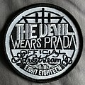 "The Devil Wears Prada ""Official Street Team"" patch"