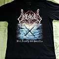 Unleashed  - Blot, Loyalty and Sacrifice TShirt or Longsleeve