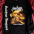 Angelcorpse - Of Lucifer and Lightning Longsleeve